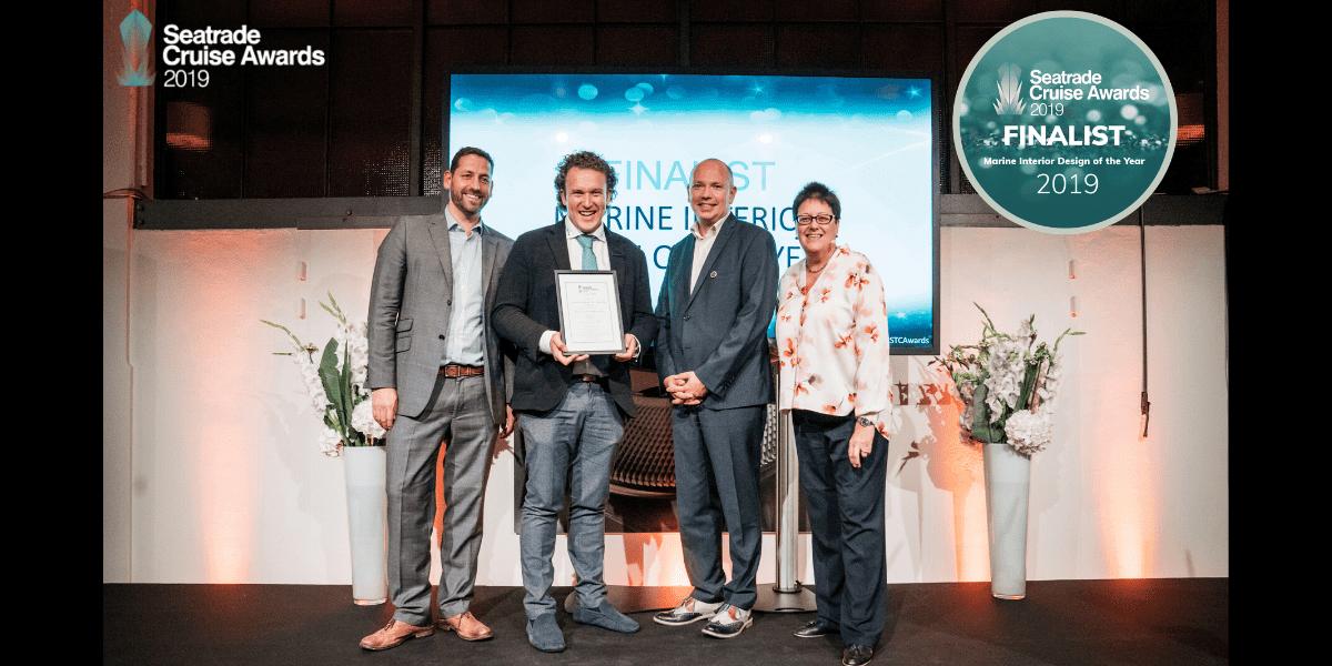Celebrating the 2019 Seatrade Cruise Awards