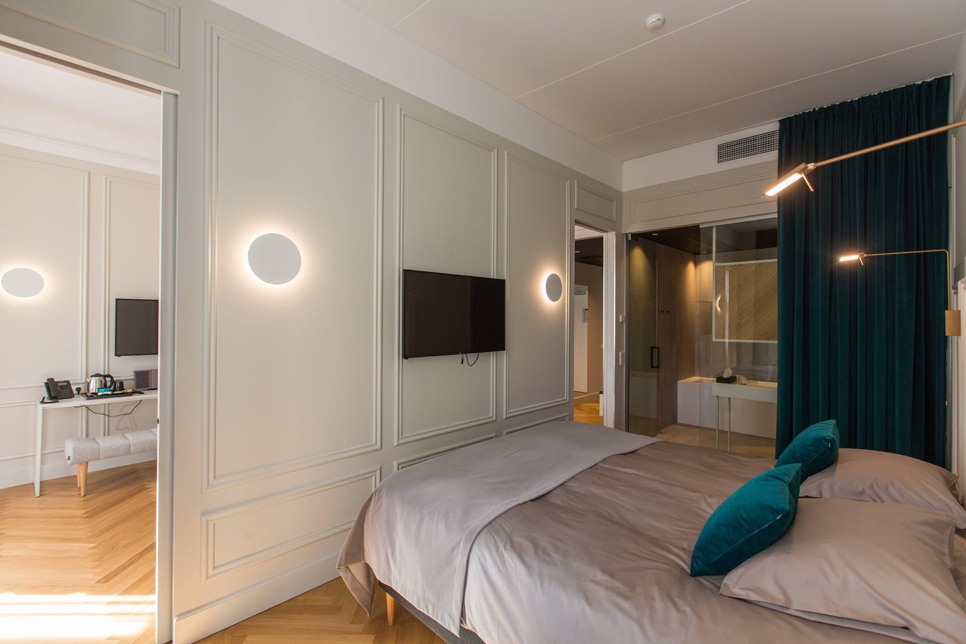 Projects where we are adding stars: Park Hotel Viljandi