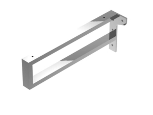 towel rail support 390l