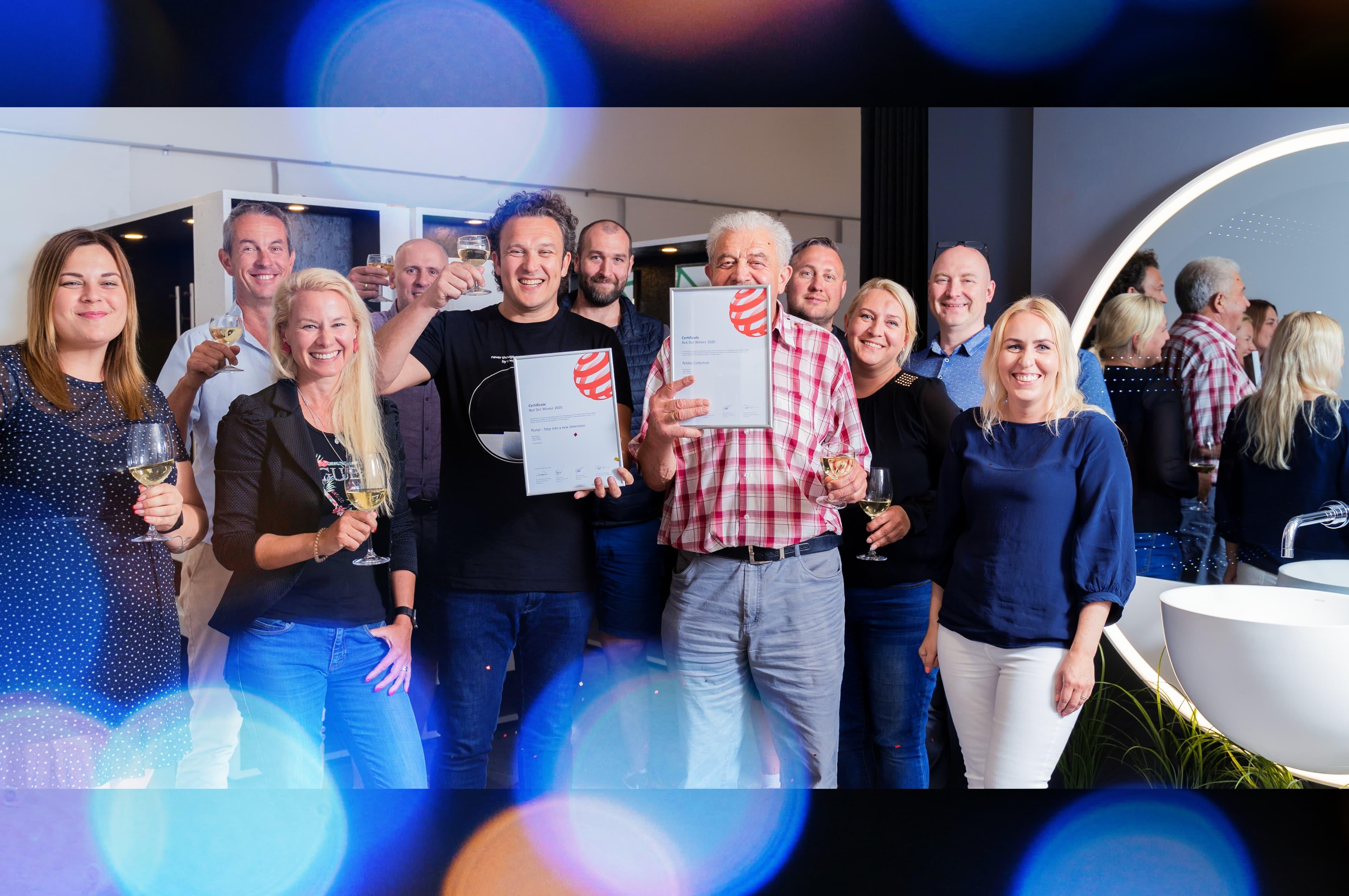 Red dot design awards 2020
