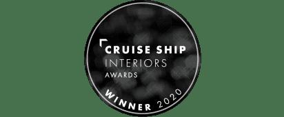 cruise ship interiors awards 2020