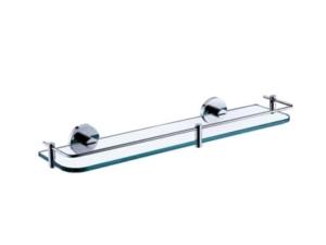 shelf with rail Circulo 2